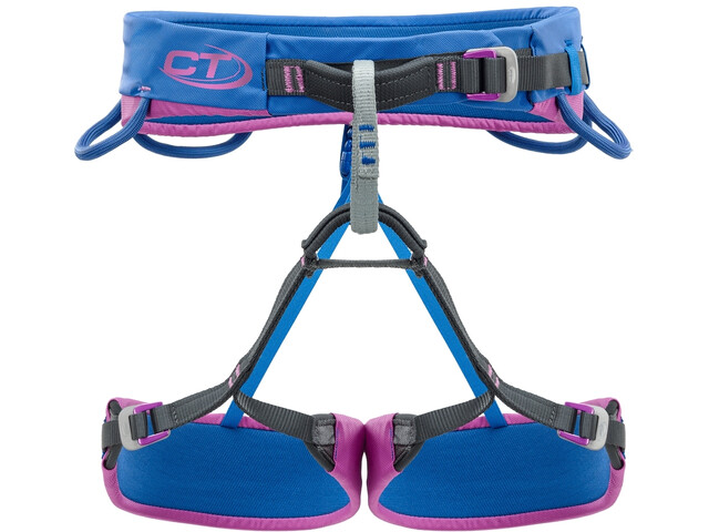 Climbing Technology Musa Climbing Harness S blue/purple